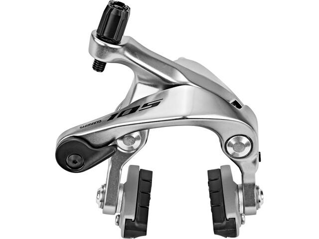Shimano BR-R7000 Frein sur jante roue arrière Dual-Pivot CS-51, silver
